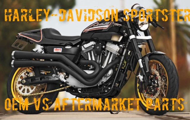 Top 5 DIY Harley-Davidson Sportster Modifications Anyone Can Do